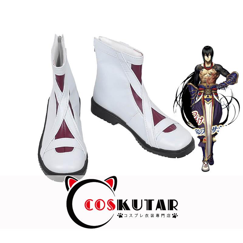 画像1: Fate/Grand Order FGO アサシン コスプレ靴 (1)