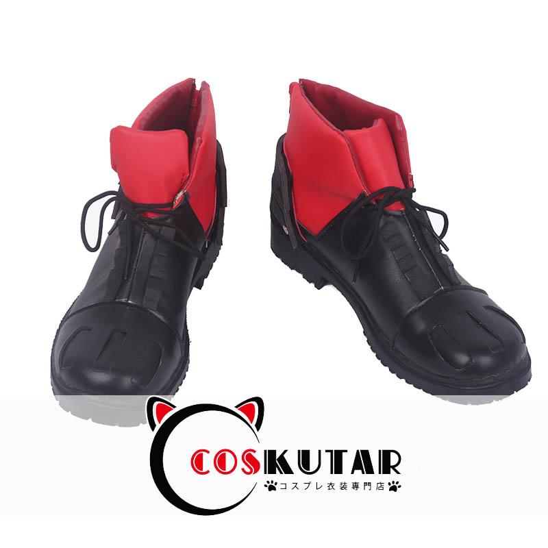 画像1: 僕のヒーローアカデミア 緑谷出久 コスプレ靴 (1)