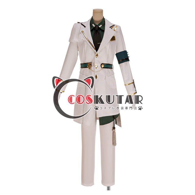 画像1: ツキウタ。 TSUKINO EMPIRE ツキノ帝国 Procellarum 葉月陽 コスプレ衣装 (1)