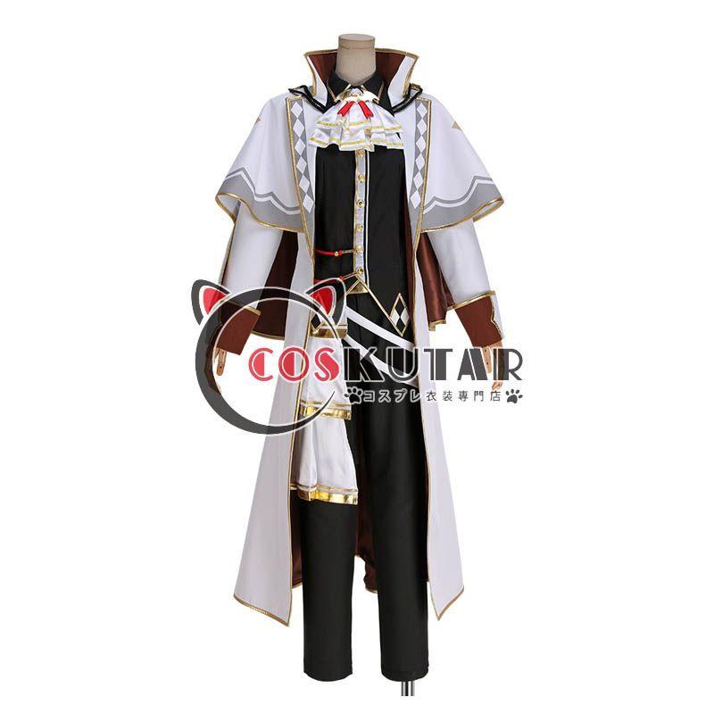 画像1: ツキパラ。 ハロウィンナイトシリーズ 霜月隼 コスプレ衣装 (1)