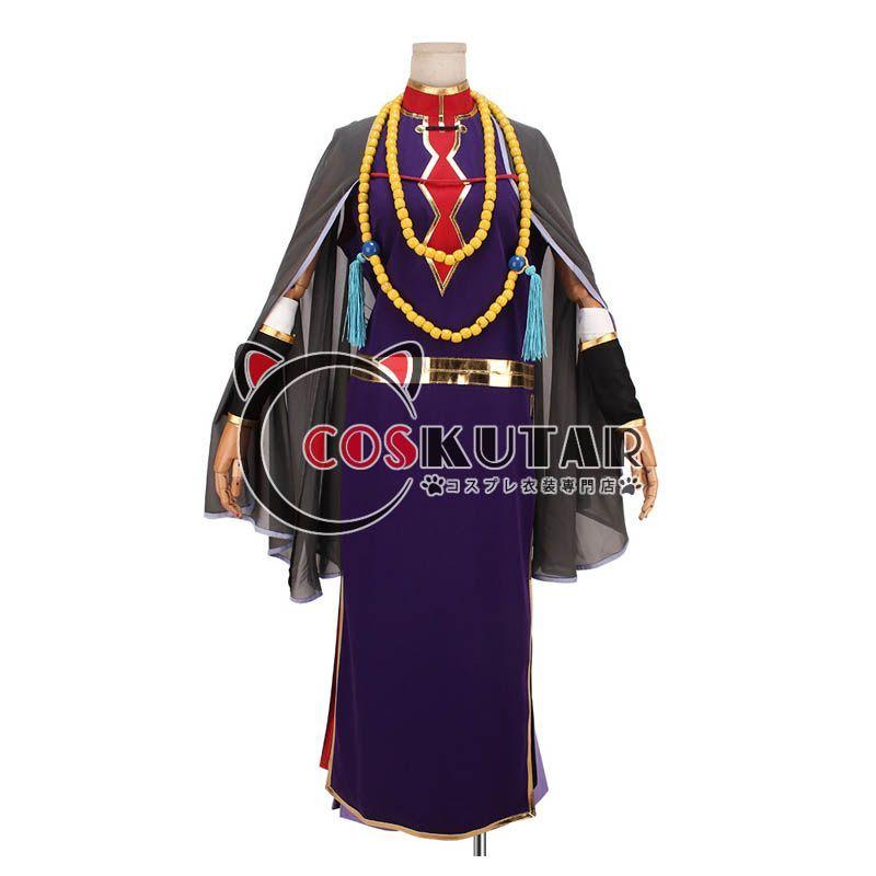 画像1: ツキウタ。 月歌奇譚・太極伝奇 葉月陽 コスプレ衣装 (1)