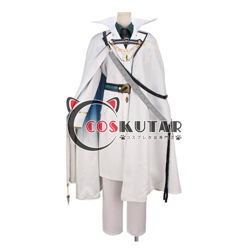 画像1: ツキウタ。TSUKINO EMPIRE(ツキノ帝国)霜月隼 コスプレ衣装 (1)