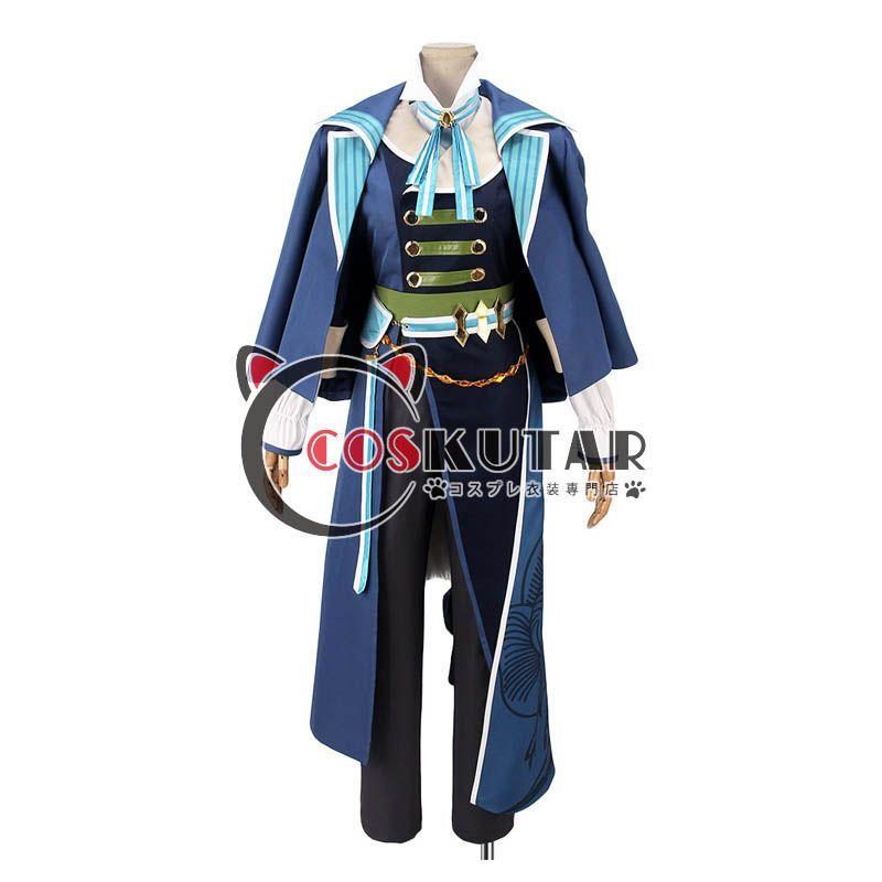 画像1: IDOLiSH7 アイドリッシュセブン メルヘンドリーム 四葉環 一番くじ衣装 コスプレ衣装 (1)