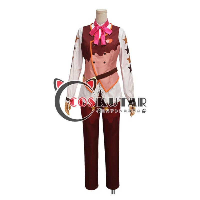 画像1: IDOLiSH7アイドリッシュセブン お菓子スペック 百 コスプレ衣装 (1)
