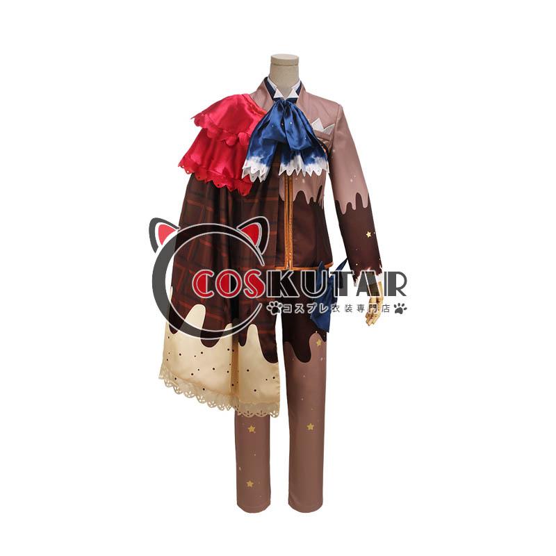 画像1: IDOLiSH7アイドリッシュセブン お菓子スペック 和泉一織 コスプレ衣装 (1)