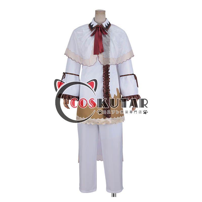 画像1: IDOLiSH7 アイドリッシュセブン お菓子スペック 九条天 コスプレ衣装 (1)