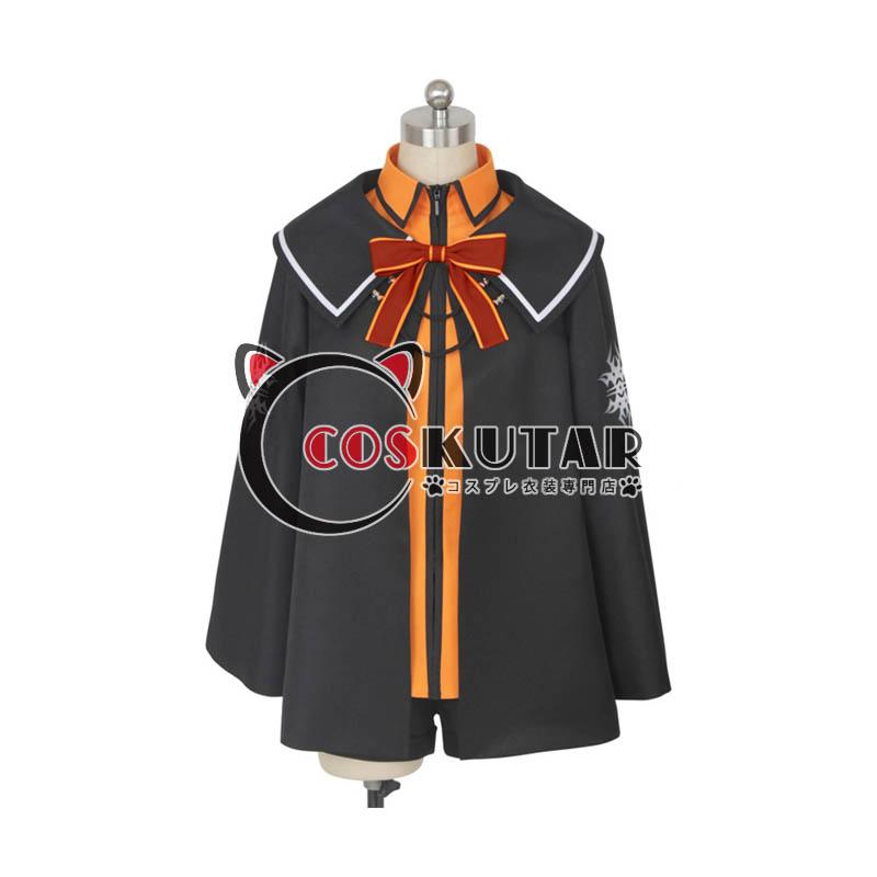 画像1: Fate/Grand Order FGO 魔術協会制服 ぐだ子 コスプレ衣装 (1)