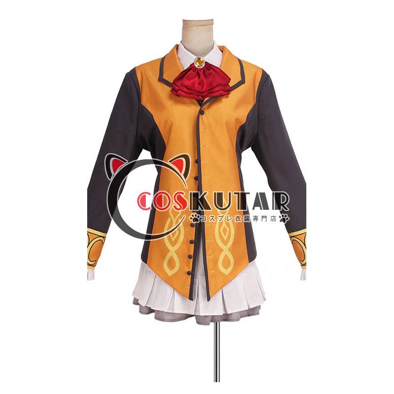 画像1: Fate/Grand Order FGO オルガマリーアニムスフィア コスプレ衣装 (1)