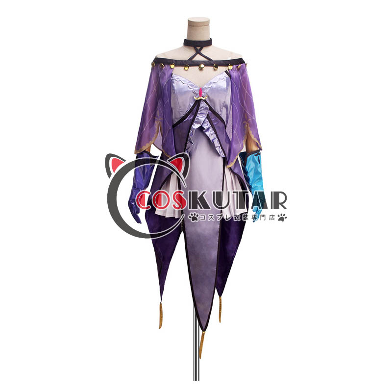 画像1: FateGrand Order FGO メディアリリィ コスプレ衣装 (1)