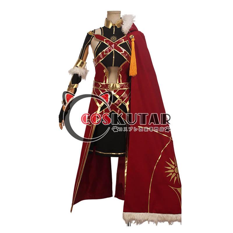 画像1: Fate/Grand Order FGO アレキサンダー 霊基再臨 1段階 2段階 3段階 コスプレ衣装 (1)