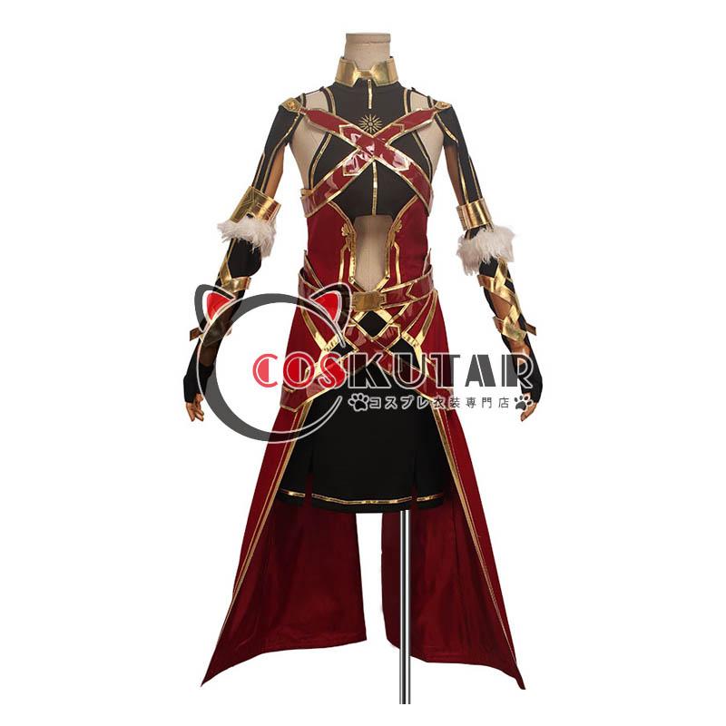画像1: Fate Grand Order FGO アレキサンダー 霊基再臨 2段階 コスプレ衣装 (1)