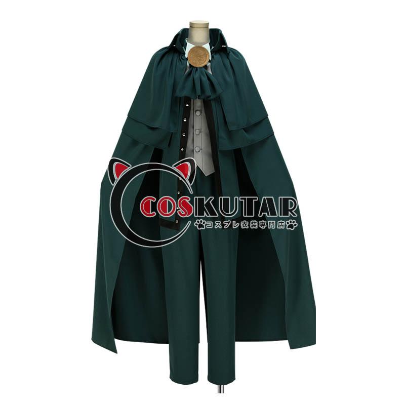 画像1: Fate/Grand Order FGO 再臨 巌窟王 エドモン・ダンテス コスプレ衣装  (1)