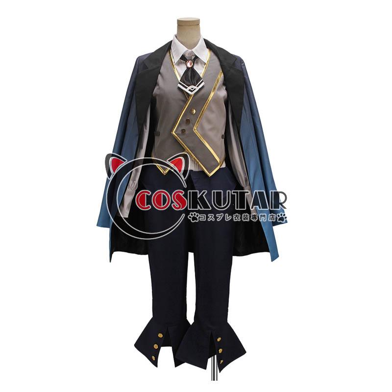 画像1: Fate/Grand Order FGO ヘンリー・ジキル&ハイド コスプレ衣装 (1)