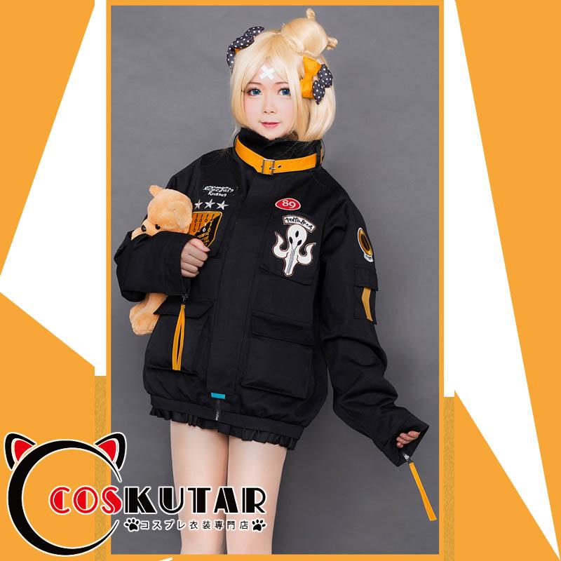 画像1: Fate/Grand Order FGO 三周年 アビゲイル・ウィリアムズ コスプレ衣装 英霊旅装 (1)