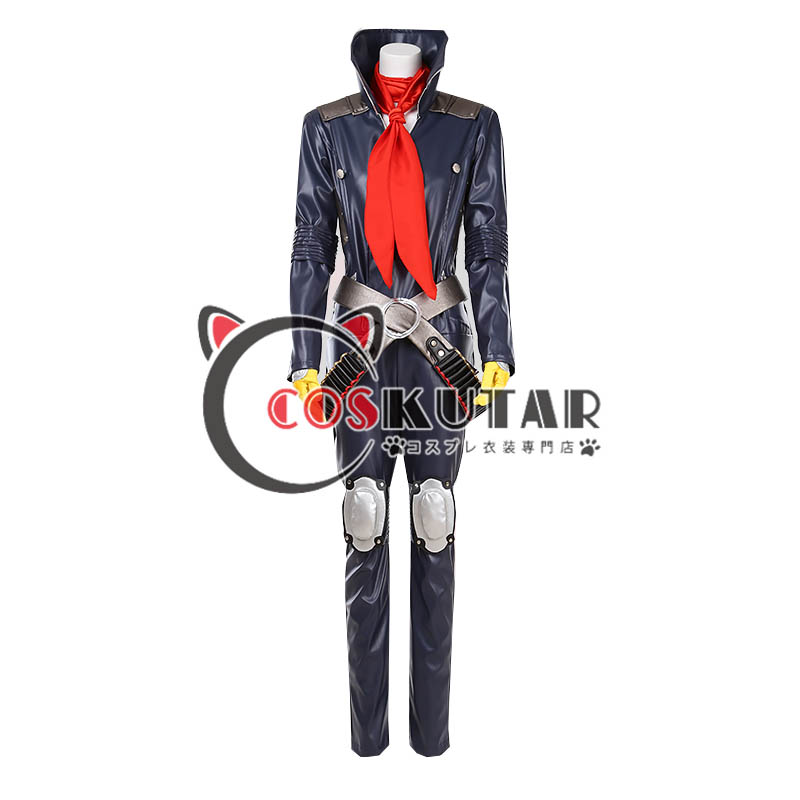 画像1: ペルソナ5 ダンシング・スターナイト P5D 坂本竜司 コスプレ衣装 (1)