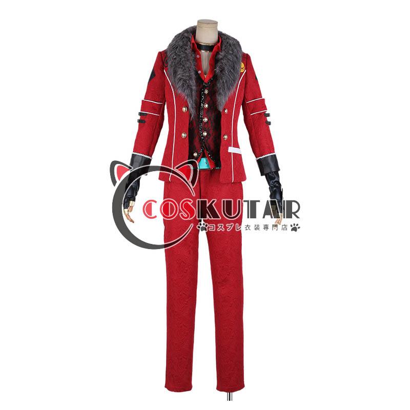画像1: 刀剣乱舞 ミュージカル2部ライブ衣装 結びの響、始まりの音 和泉守兼定 コスプレ衣装 (1)