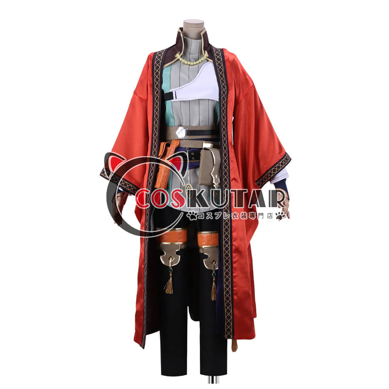 画像1: IDOLiSH7 アイドリッシュセブン 星巡りの観測者~Throne of the Stellar~ 和泉一織 コスプレ衣装 (1)