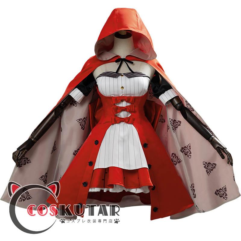 画像1: Fate/Grand Order FGO 四周年記念 英霊祭装 マリー・アントワネット コスプレ衣装 (1)