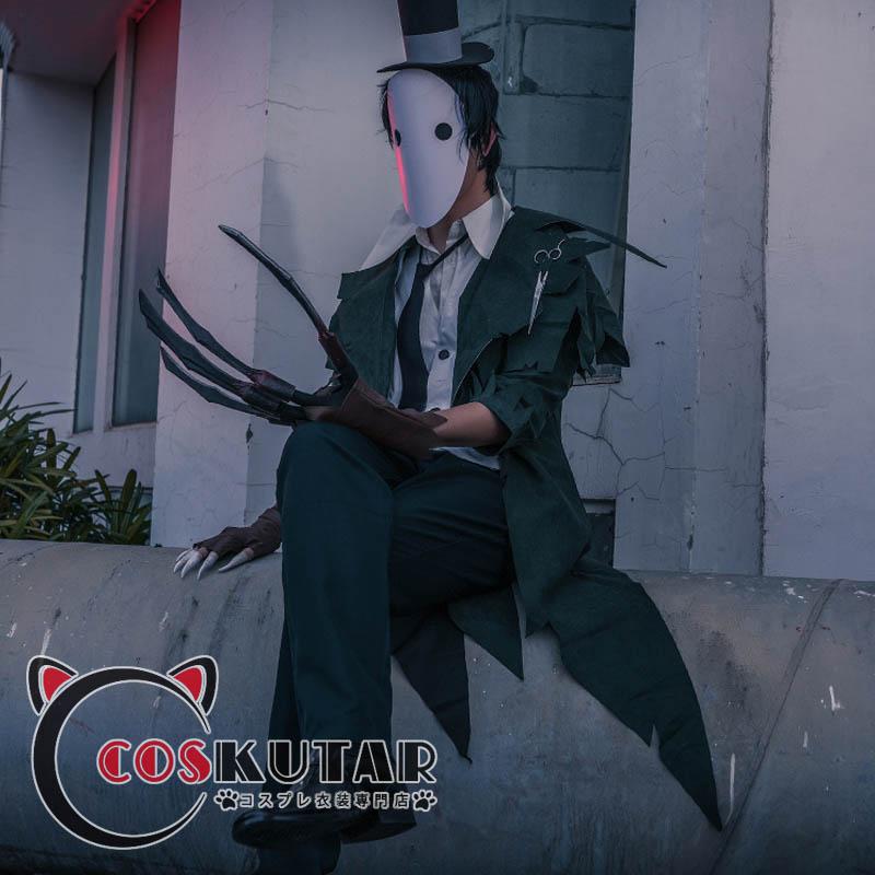 画像1: 第五人格 identityV リッパー ジャック コスプレ衣装 (1)
