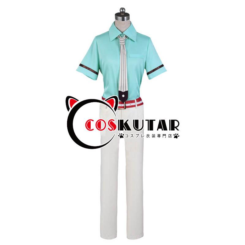 画像1: 地縛少年花子くん 原光 コスプレ衣装 (1)