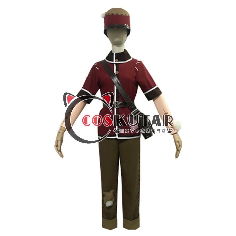 画像1: 第五人格 IdentityV ポストマン コスプレ衣装 (1)