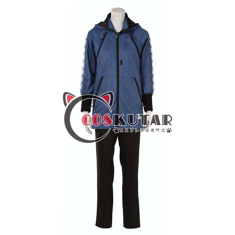 画像1: ツイステッドワンダーランド ツイステ  実験着 イデア・シュラウド コスプレ衣装 (1)
