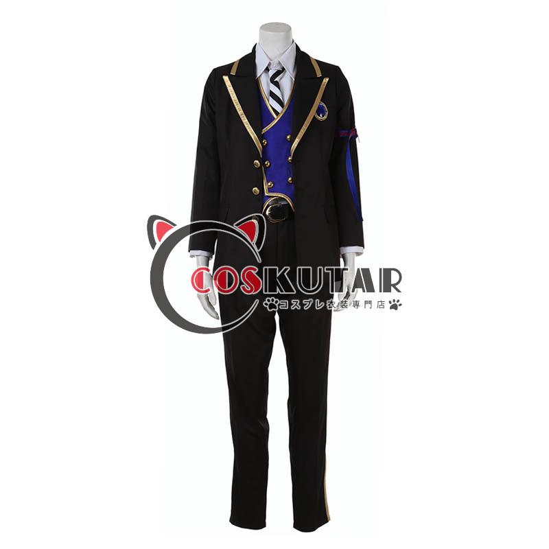画像1: ツイステッドワンダーランド ツイステ 制服 ルーク・ハント コスプレ衣装 (1)