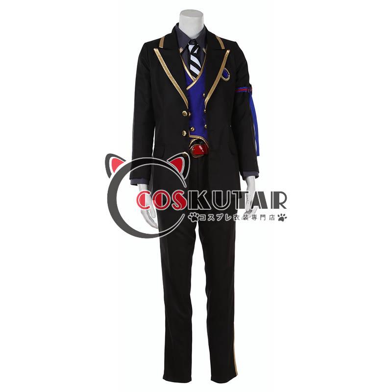 画像1: ツイステッドワンダーランド ツイステ 制服 ヴィル・シェーンハイト コスプレ衣装 (1)