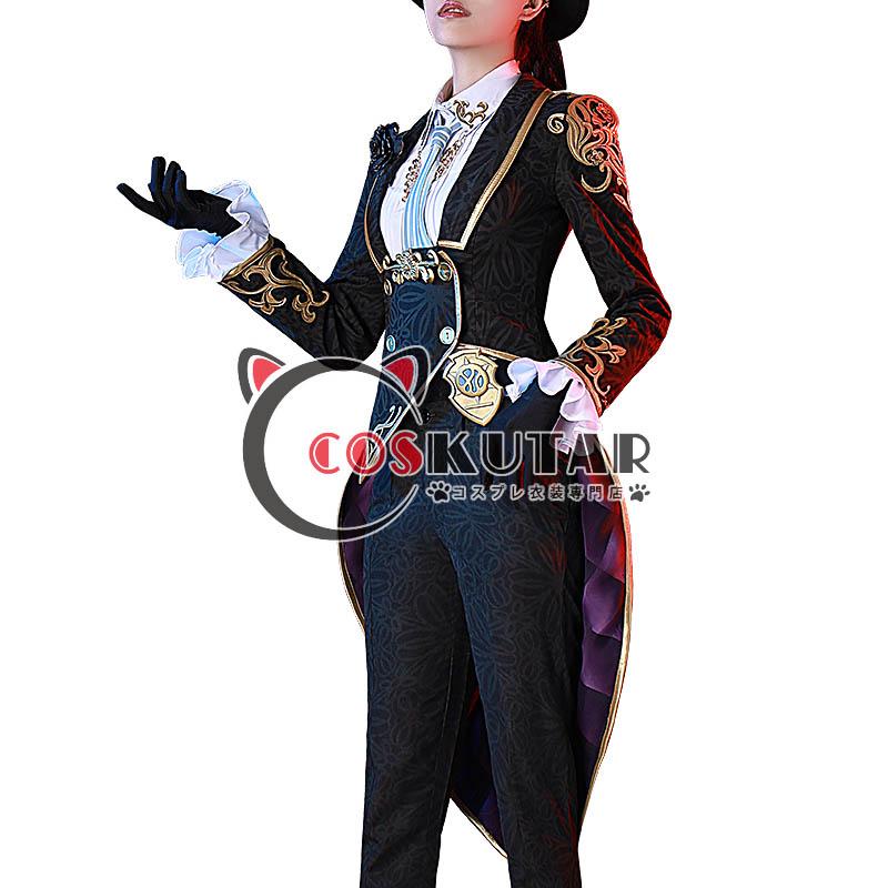 画像1: 第五人格 identityV 機械人形師 機械技師 トレイシー コスプレ衣装 (1)