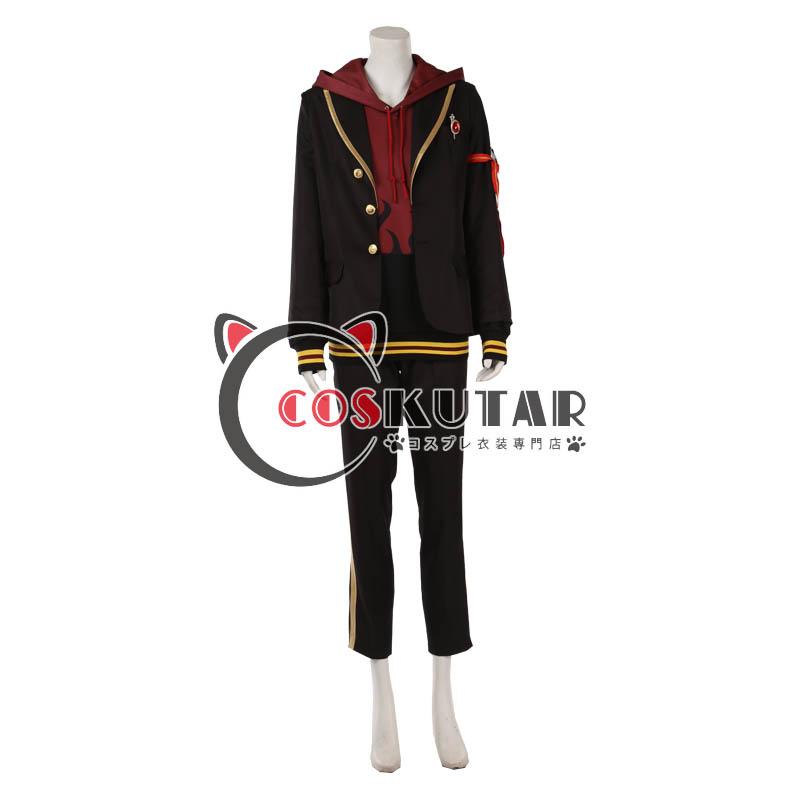画像1: ツイステッドワンダーランド ツイステ 制服 ジャミル・バイパー コスプレ衣装 (1)