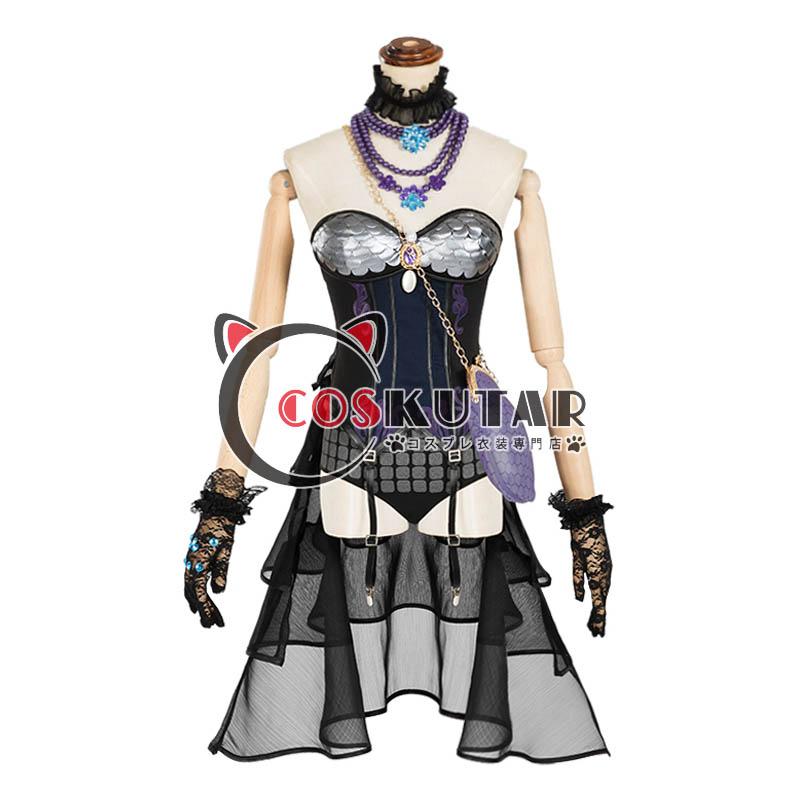 画像1: 第五人格 IdentityV クロートー 踊り子 マルガレータ・ツェレ コスプレ衣装 (1)