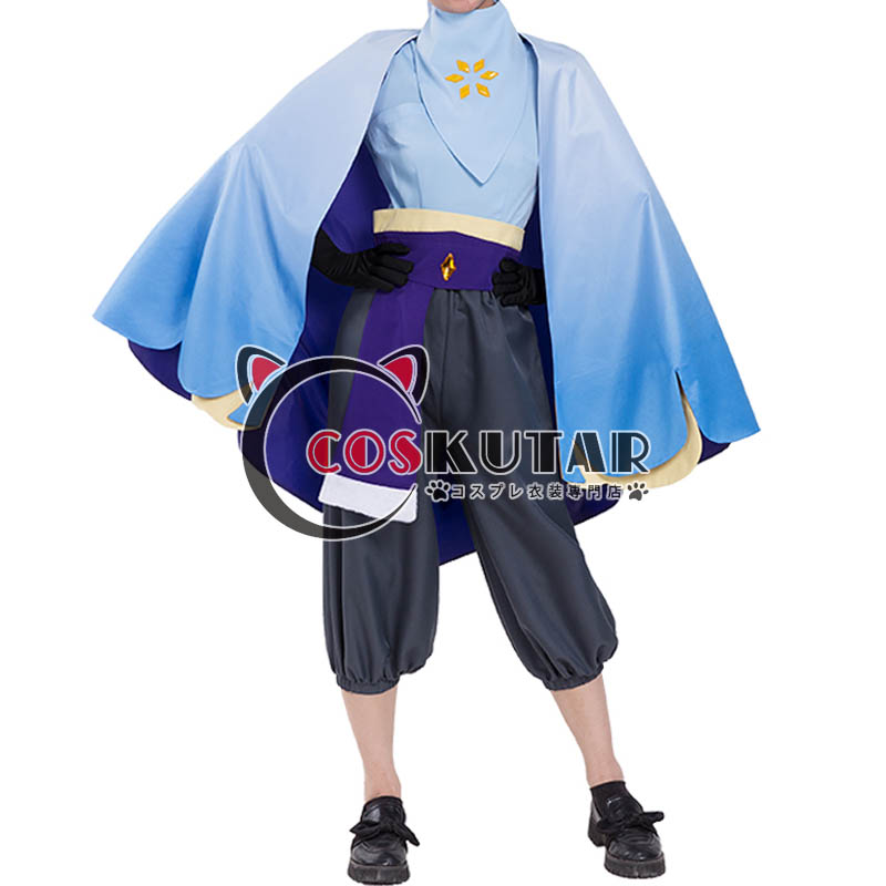 画像1: Sky 星を紡ぐ子どもたち 星の子ども コスプレ衣装 (1)