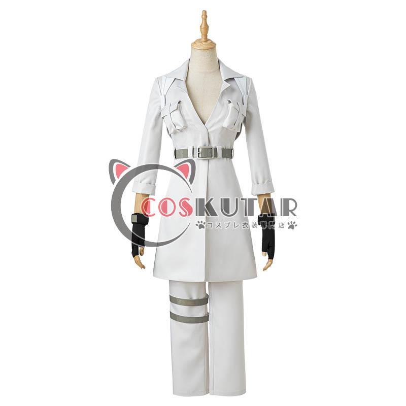 画像1: はたらく細胞BLACK 白血球(1196)コスプレ衣装 (1)