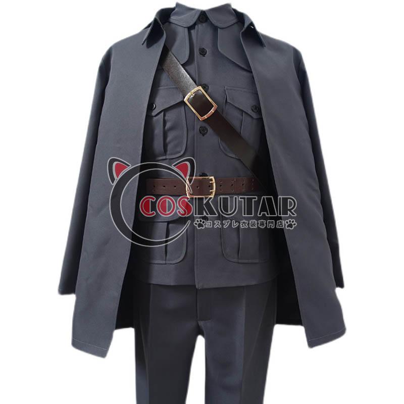 画像1: 第五人格 IdentityV ダクス大佐 傭兵 ナワーブ・サベダー コスプレ衣装 (1)