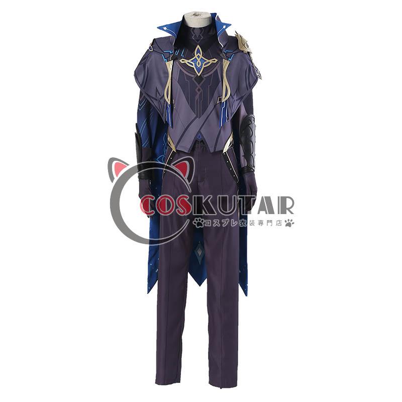 画像1: 原神 Genshin ダインスレイヴ コスプレ衣装 (1)
