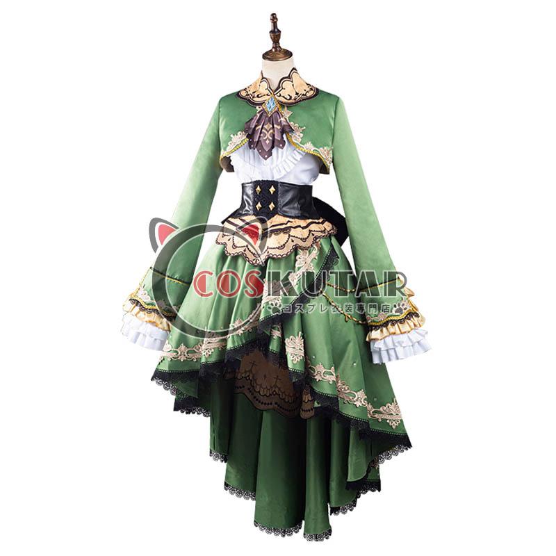 画像1: ウマ娘 プリティーダービー サトノダイヤモンド コスプレ衣装 (1)