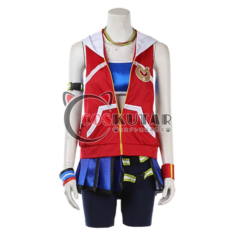 画像1: ウマ娘 プリティーダービー 勝負服 ウイニングチケット コスプレ衣装 (1)