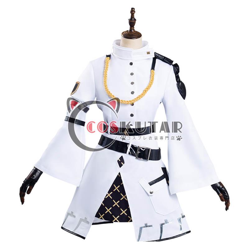 画像1: 白夜極光 バイス コスプレ衣装 (1)