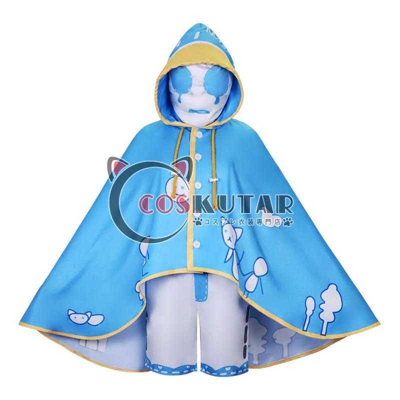画像1: 第五人格 identityV 号泣 泣き虫 ロビー・ホワイト コスプレ衣装 (1)
